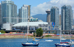 Rogers Arena Stock Photography