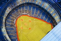 Rogers Center from the CN Tower Stock Photography