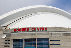 Rogers Center Toronto Stock Photography