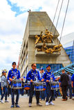 Rogers Centre @ Blue Jays game Royalty Free Stock Photo