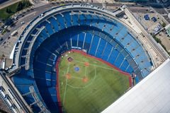 Rogers centrum, Toronto Zdjęcia Royalty Free