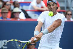 Rogers Cup Novak Djokovic Royalty Free Stock Photography