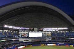 Rogers Stadium Immagine Stock