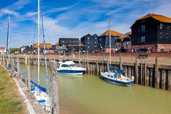Rogge Oost-Sussex Engeland het UK Stock Foto