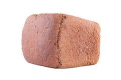 Roggebrood in de vorm van baksteen Stock Afbeeldingen