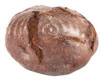 Roggebrood met knapperige korst royalty-vrije stock afbeeldingen