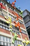 roggendorf-Haus Dusseldorf schronienie - Fotografia Royalty Free