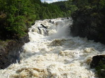 Rogie Falls Royalty Free Stock Images