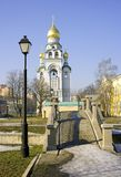 Rogozhsky old believer community of Moscow Royalty Free Stock Photography