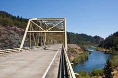 Rogue River Bridge Royalty Free Stock Image
