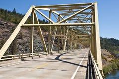 Rogue River Bridge Royalty Free Stock Images