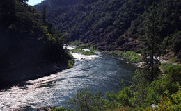 Rogue River, Orégon photo stock