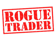 ROGUE TRADER Royalty Free Stock Images