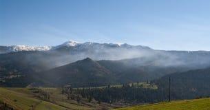 Rohace-Hügel im Herbst Lizenzfreie Stockbilder