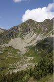 Rohace - montanhas ocidentais de Tatras Imagens de Stock Royalty Free