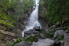 Rohace Waterfall Stock Images