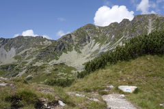 Rohace - West Tatras mountains Royalty Free Stock Images