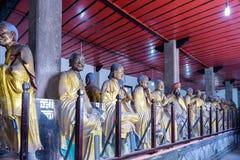 Rohan στο ναό Arhat Στοκ Φωτογραφία