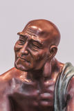 Rohan copper Buddhist sculpture Stock Photos