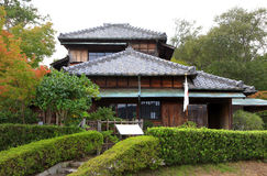 Rohan Koda House in Meji mura Royalty Free Stock Photography