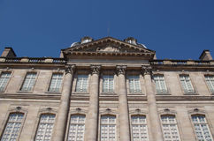 The Rohan palace in Strasbourg. Royalty Free Stock Photos