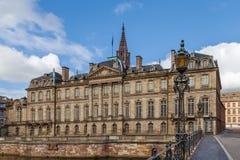 Rohan Palace, Strasbourg Royalty Free Stock Image