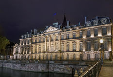 Rohan Palace, Strasbourg Royalty Free Stock Images