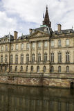 The Rohan Palace of the 18th century in Strasbourg, France Royalty Free Stock Photos