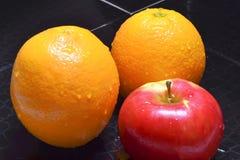 Rohe Früchte Stockfotografie