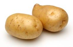 Rohe Kartoffeln Stockfoto