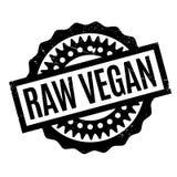 Roher Stempel des strengen Vegetariers Lizenzfreie Stockfotos