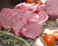 Rohes Fleisch lizenzfreies stockfoto