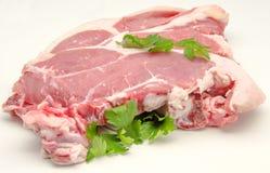 Rohes Rindfleisch Lizenzfreies Stockfoto