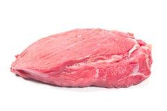 Rohes Rindfleischfleisch Lizenzfreies Stockfoto