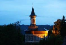 Rohia-Kloster Rumänien Stockbild