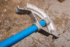 Rohr-Bieger-Werkzeug - 2 stockfoto