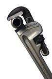 Rohr-Schlüssel III Stockbild