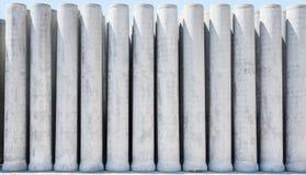 Rohr Zement Stockbild