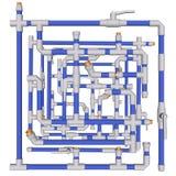 Rohrleitung Stockbilder