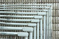 Rohrleitung Stockbild