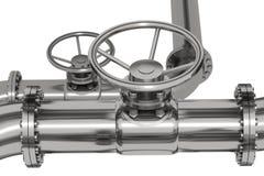 Rohrleitung-Detail Lizenzfreie Stockbilder