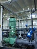 Rohrleitungausrüstung Lizenzfreies Stockbild