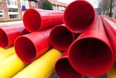 Rohrleitungen Lizenzfreie Stockbilder