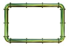 Rohrleitungsrahmen Lizenzfreie Stockbilder