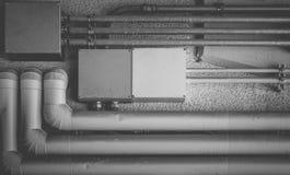 Rohrleitungswasser Lizenzfreie Stockbilder