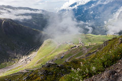 Rohtang Pass Royalty Free Stock Images