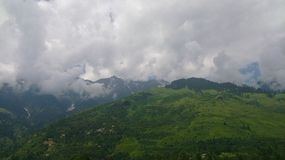 Rohtang Stock Photo