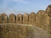 Rohtas堡垒 库存图片