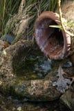 Rohwasser-Brunnen lizenzfreie stockfotos