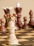Roi d'échecs photographie stock libre de droits